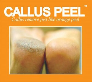 callus-peel