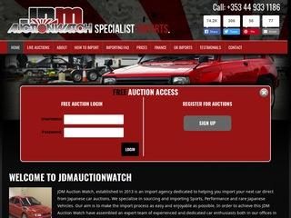 JDMAuctionWatch